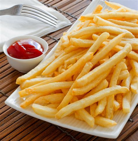Kentang Goreng Cut Pommes Frites 第四十一號 薯條是法國人發明的嗎 故事