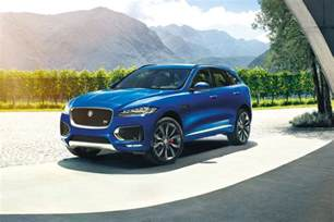 Jaguar Jaguar Jaguar F Pace Revealed At 2015 Frankfurt Motor Show By Car