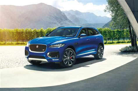 Jaguar Jaguar jaguar f pace revealed at 2015 frankfurt motor show by car