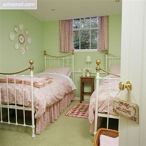 desain tembok kamar wanita gambar desain kamar tidur remaja rumah minimalis 7 si