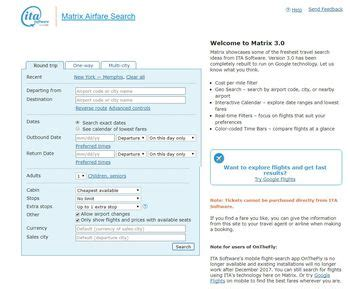 airfares check   websites
