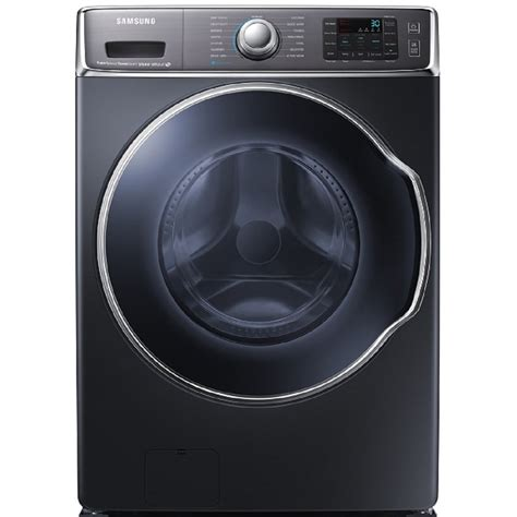 Samsung Washer Samsung Wf56h9100ag A2 6 4 Cubic Ft High Efficiency Front Load Energy Washer Lowe S Canada
