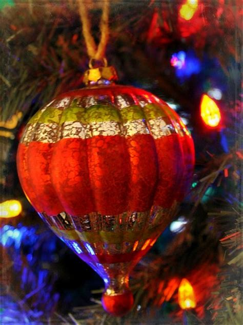 christmas ornament show and tell