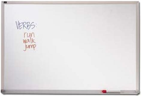 big white boards quartet standard melamine classroom
