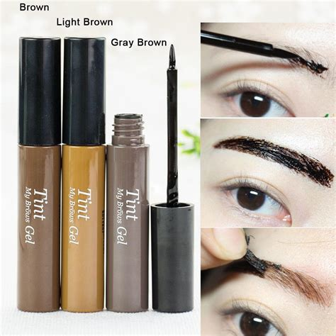 tattoo cream enhancer waterproof eyebrow makeup peel off eyebrow enhancer tint