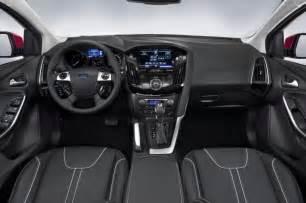 2013 Ford Focus Interior 2013 Ford Focus Titanium Top Auto Review