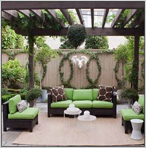 Ideas For Small Patios by Triyae Com Deck And Patio Ideas For Small Backyards