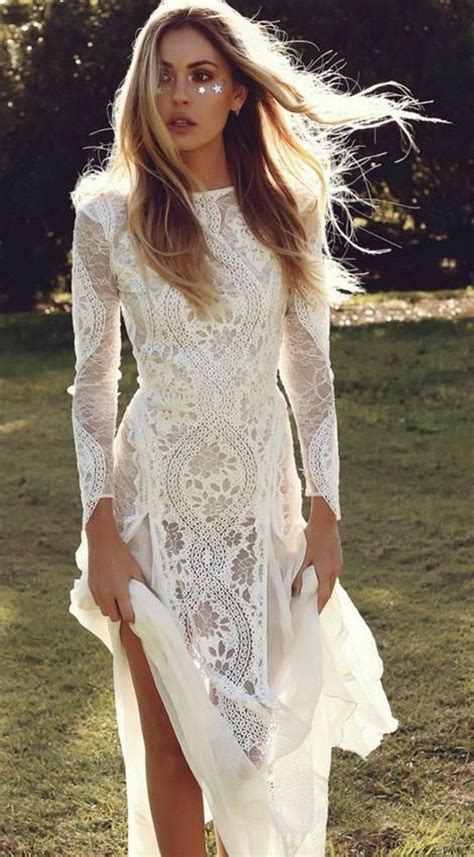top  boho wedding dresses   trends page