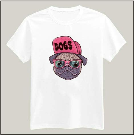 limited rappers with puppies hip hop print tshirt shirt casual cotton for big size