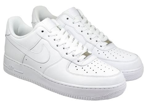 white nike sneakers mens nike mens trainers air 1 white landau store