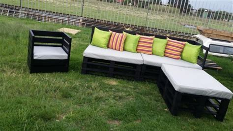 Modern DIY Patio Furniture Ideas