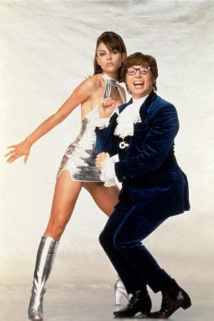 Yeah, baby! Mike Myers | Austin powers, James bond movies ... 1990s Movies Comedy
