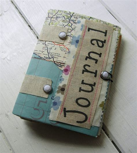 Handmade Journal - handmade journal journal ideas