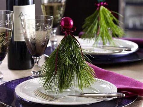 tischschmuck weihnachten selber basteln tischdekoration f 252 r weihnachten zum selbermachen