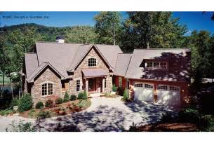 hillside home plans european hillside home hwbdo75764 european from