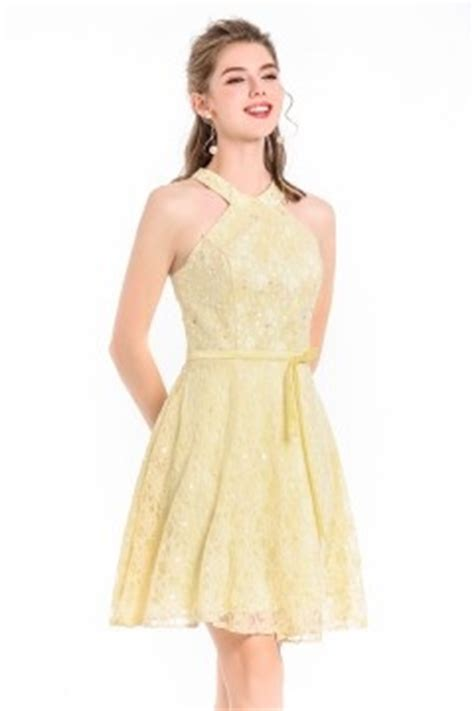 Robe Jaune Temoin Mariage - robe t 233 moin mariage large choix pas cher robespourmariage
