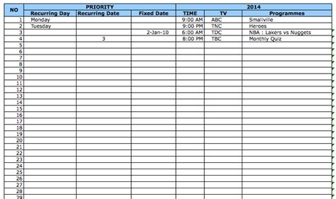 Hourly Schedule Template Excel Template Business Hourly Schedule Template Excel