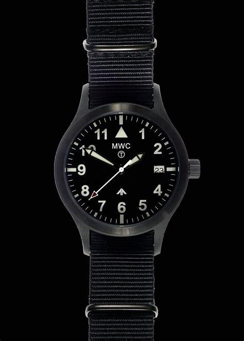 army pattern watch mwc mkiii 100m 1950s pattern automatic ltd edition