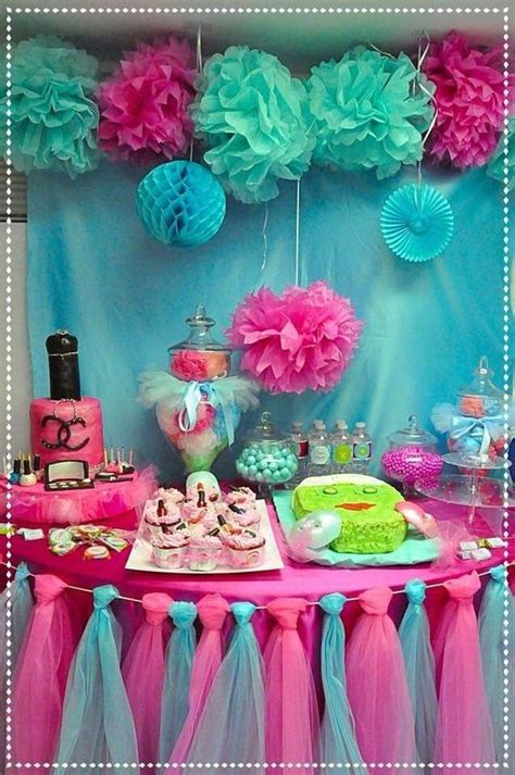 spa themed decorations day spa per ideas