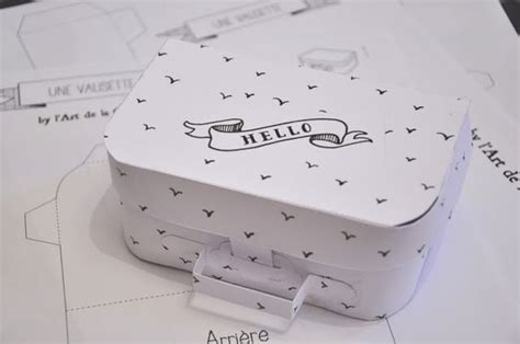 suitcase box template box templates suitcases and templates on