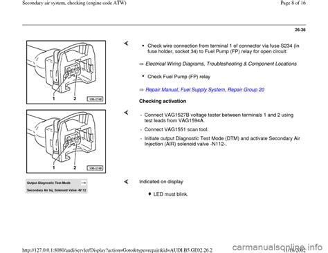 100 audi a4 fuel wiring diagram apy wiring