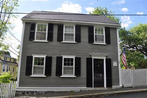 dark gray house house colors gray white green or black katy elliott