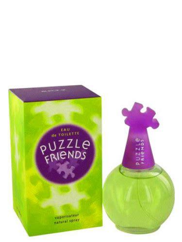 Parfum Friends puzzle friends coty parfum un parfum pour femme 1999