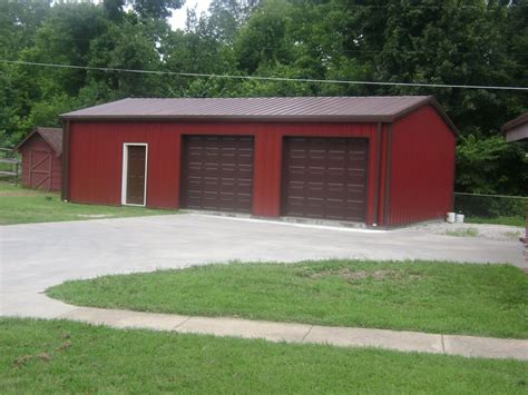 Do It Yourself Garages by Do It Yourself Steel Garage 24 X 24 X 9 Excel Metal