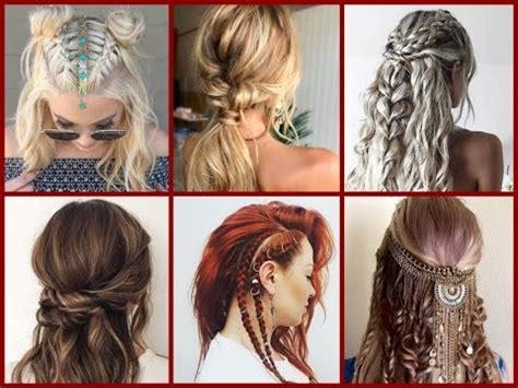 Boho Hairstyles For Medium Hair by Top 30 Trendy Boho Hairstyles Ideas Bohemian Hairstyles