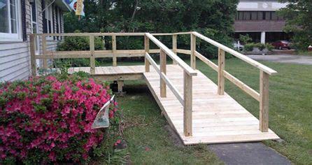 wood ramp wooden ramp ramp design