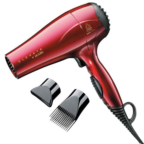 Hair Dryer Reviews elevate by andis hair dryer professional lightweight tourmaline ceramic ionic