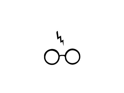 harry potter glasses tattoo glasses and scar harry potter and his friends