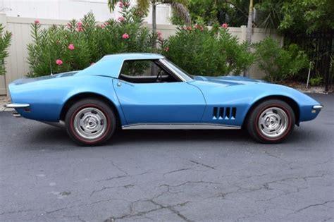 books on how cars work 1968 chevrolet corvette parental controls 1968 chevrolet corvette s matching tri power 427ci v8 435hp 4 speed w ha 0 lem for sale