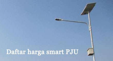 Smart Pju hal hal yang mempengaruhi besaran daftar harga smart pju lujalan net