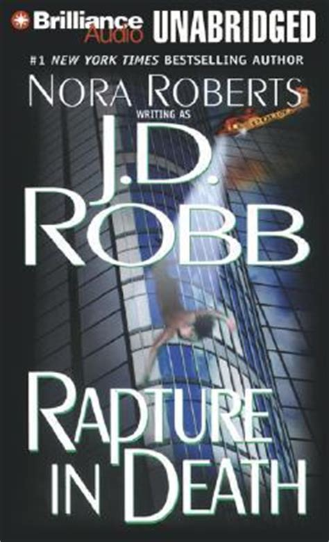 that i died books rapture in in 4 by j d robb reviews