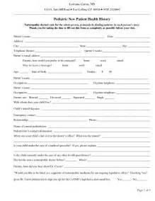 New Patient Form Template by Best Photos Of Office Patient Forms New Patient