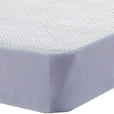 Jcpenney Mattress Covers by Cooling Jacquard Mattress Protector Jcpenney