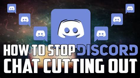 Discord Keeps Cutting Out | how to stop discord chat cutting out discord chat cut