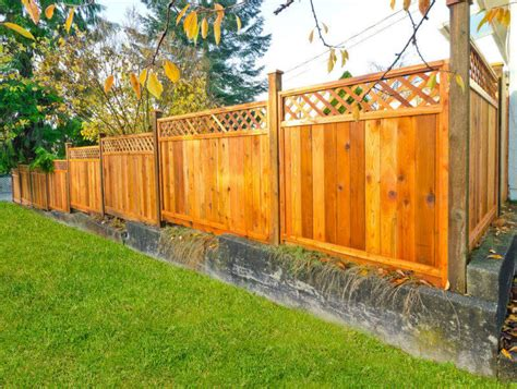 Rustic Landscaping Ideas For A Backyard - 27 great privacy fence ideas and designs pictures