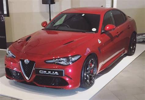 Alfa Romeo Giulia Price by Alfa Romeo S New Giulia In Sa Driving Impression Price