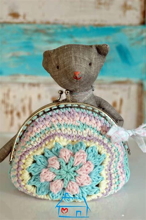 crochet pattern frame purse 309 best images about crochet coin purse on pinterest