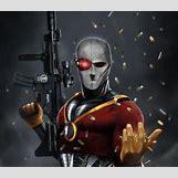 Red Hood Vs Deadshot | 431 x 375 jpeg 35kB