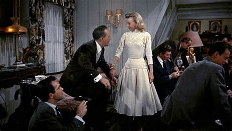 rosemary clooney white christmas costume how did quot white christmas quot showcase the costuming talents