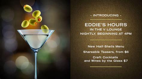 Eddie V S Gift Card - happy hour eddie v s prime seafood and steak