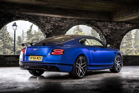 blue bentley 2017 2017 bentley continental supersports cars exclusive
