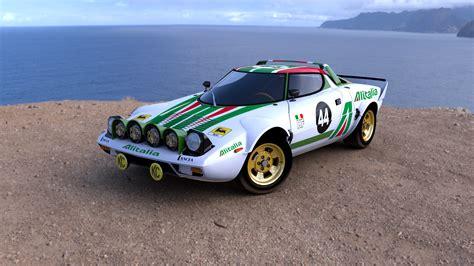 Lancia Startos Lancia Stratos Wallpapers Images Photos Pictures Backgrounds