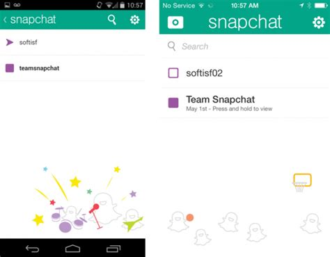 snapchat android how to use snapchat on android and ios