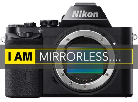 fujifilm frame mirrorless nikon frame mirrorless with f mount rumored