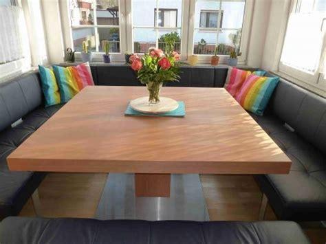 Maßgeschneiderte Esszimmer Tische selber k 252 chentisch design
