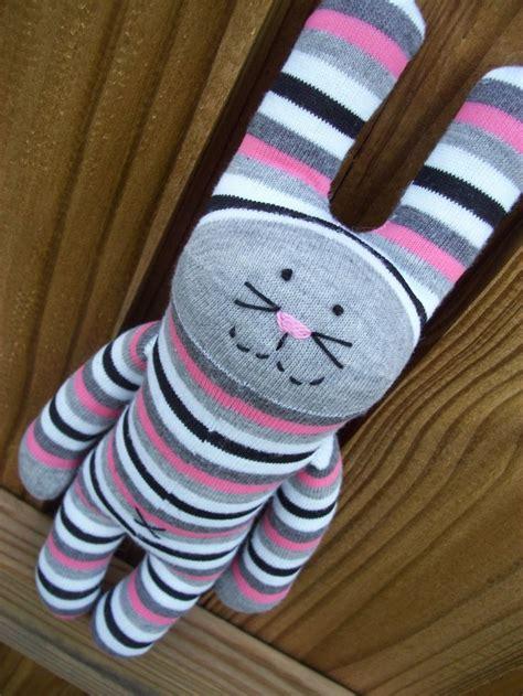 sock bunny friends sock bunny a friend for sock monkey craft sock monkeys pin